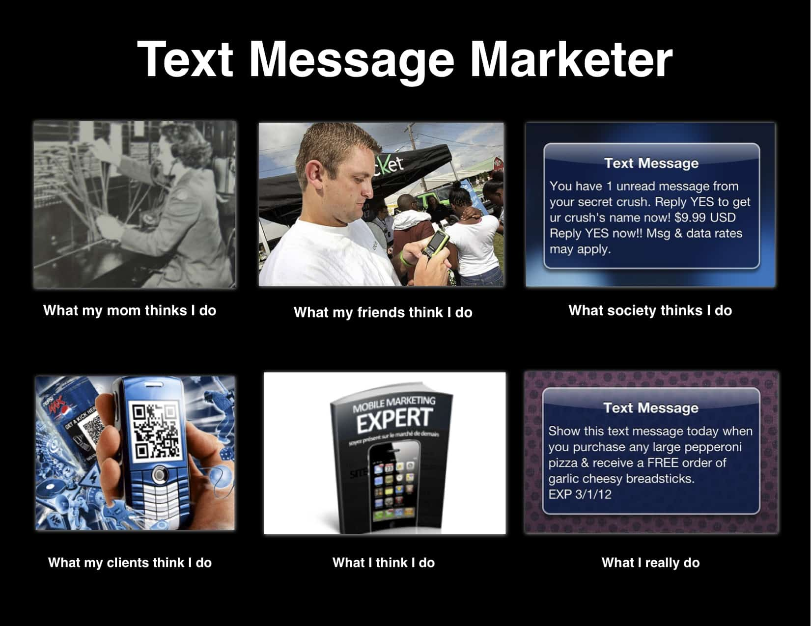 Text Message Marketer